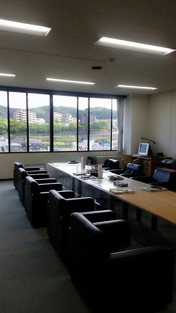 市議会議員の部屋